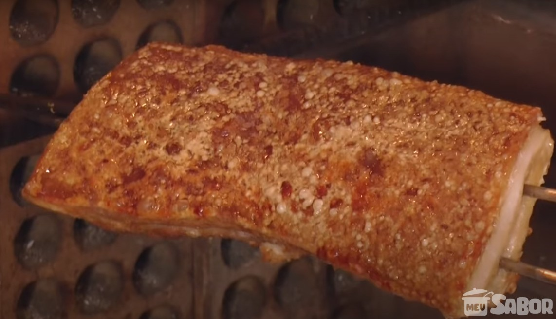 Aprenda a fazer uma deliciosa Panceta pururucada na Churrasqueira
