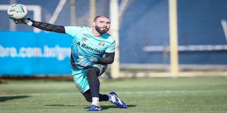 Grêmio se reapresenta e treina com foco no Atlético-MG