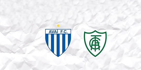Avaí e América já se enfrentaram 17 vezes na Série B