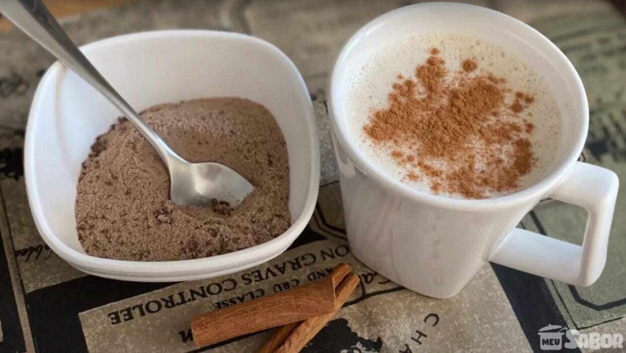 Que milagre você por aqui!! não gostaria de entrar para tomar uma xícara de Cappuccino? 🥰