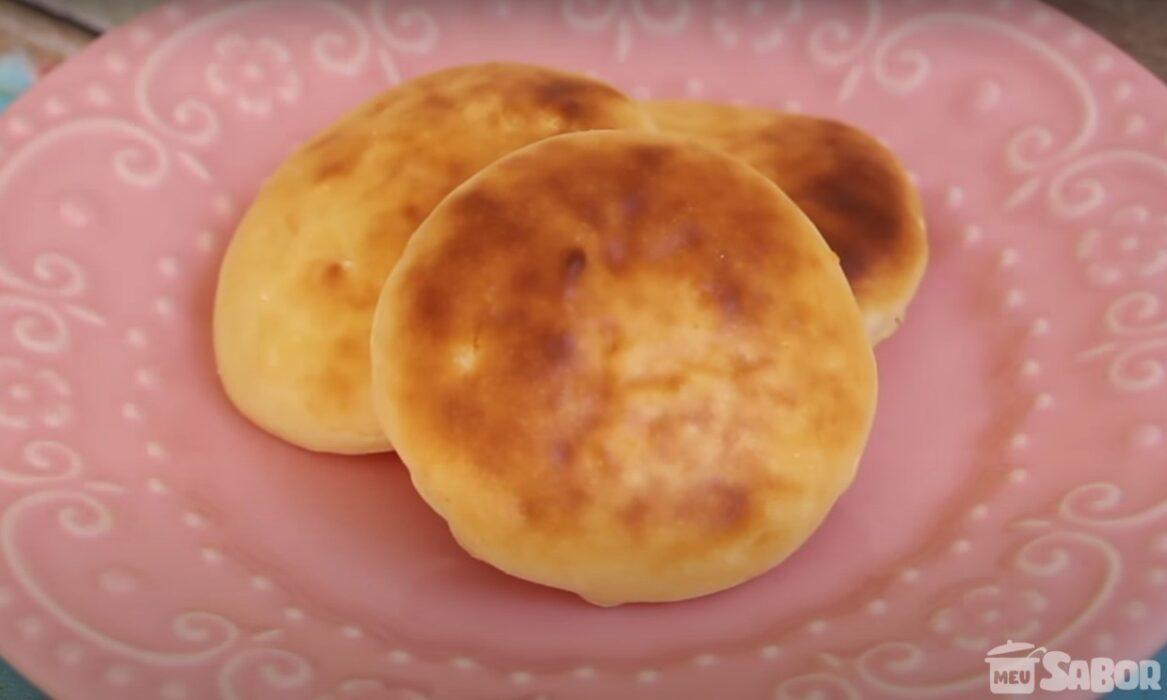 Aprenda a fazer Pãozinho de leite em pó super saboroso e fácil de fazer