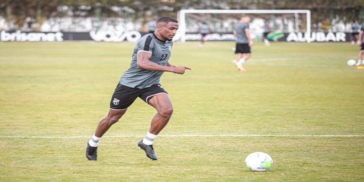 Ceará dá continuidade à preparação visando confronto diante do Vitória/BA