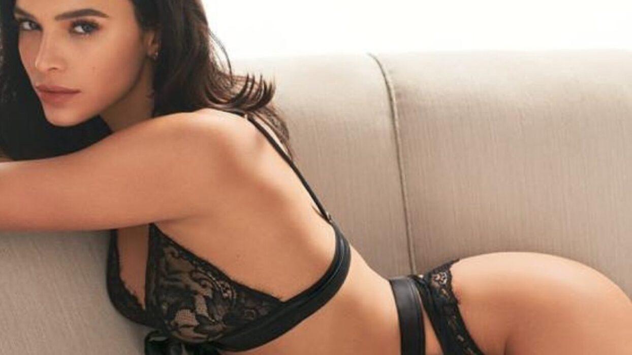 Bruna Marquezine rebola até o chão nos bastidores de gravação: