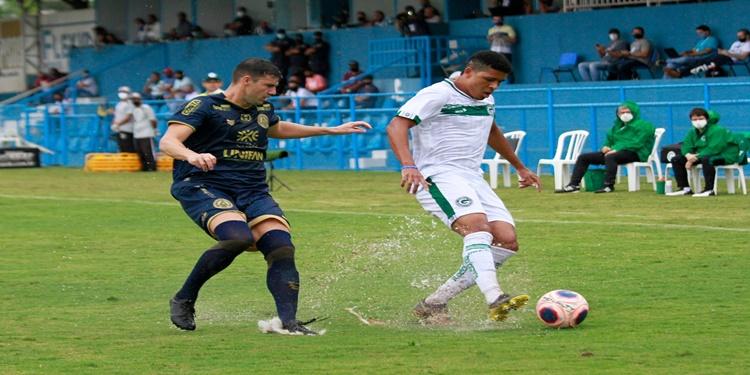 Goiás perde de 3 a 0 no Campeonato Goiano
