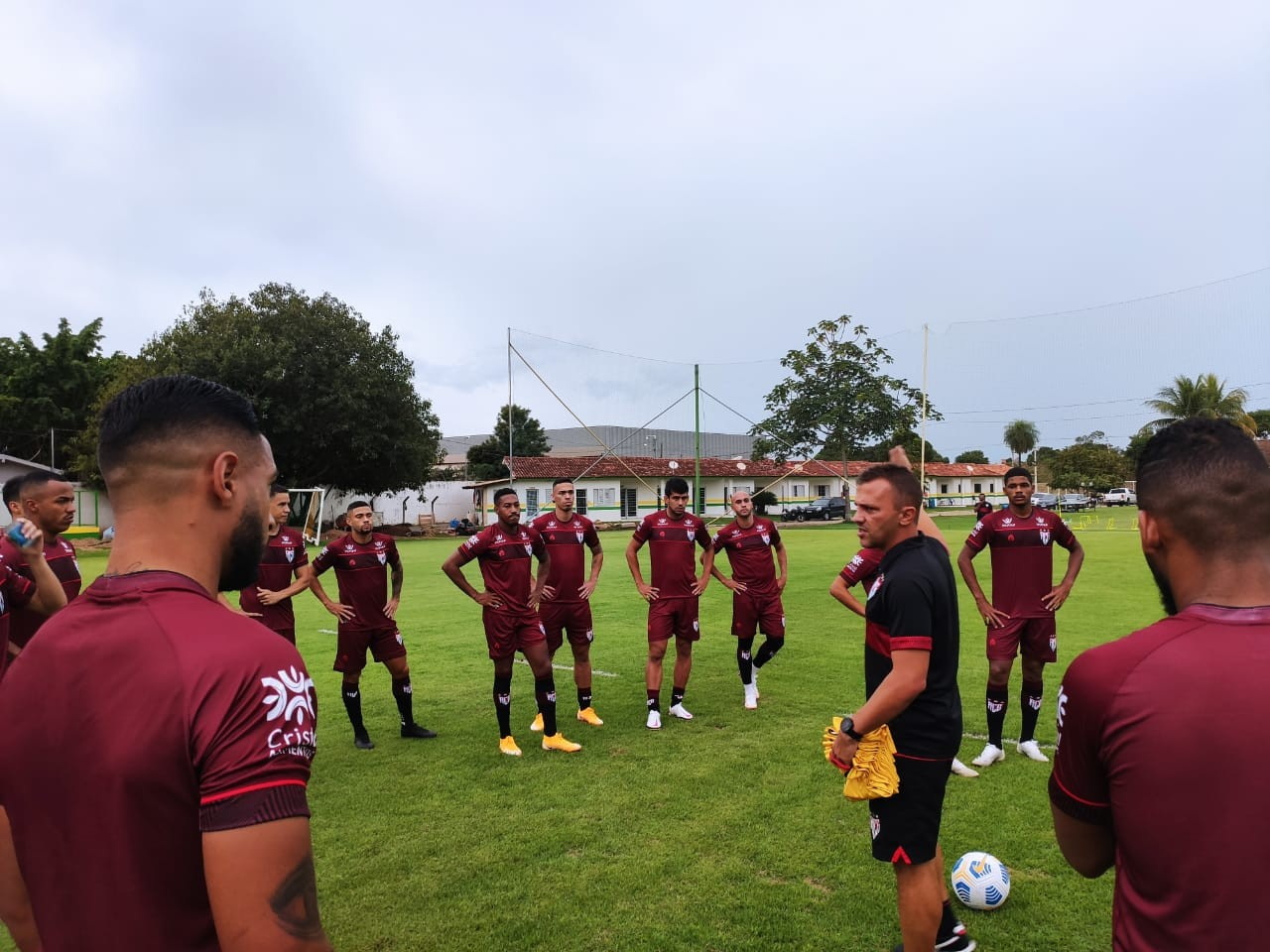 Dragão finaliza preparação para o início da Copa do Brasil 2021