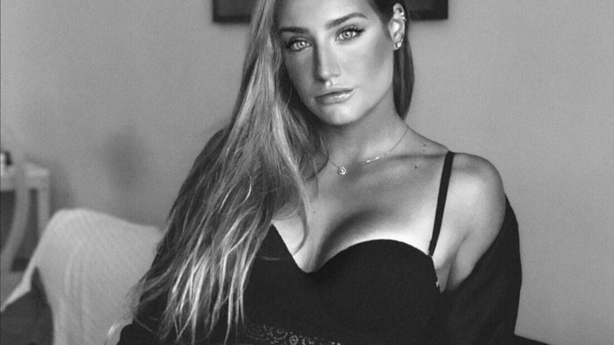 Bruna Griphao dá show de sensualidade em registro ao ar livre: