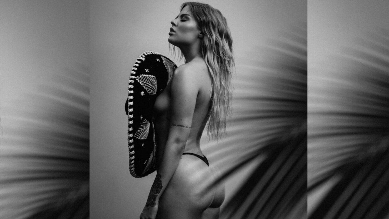 """Luísa Sonza faz dancinha de top aberto e incendeia o Instagram: """"Rebolado apaixonante"""""""