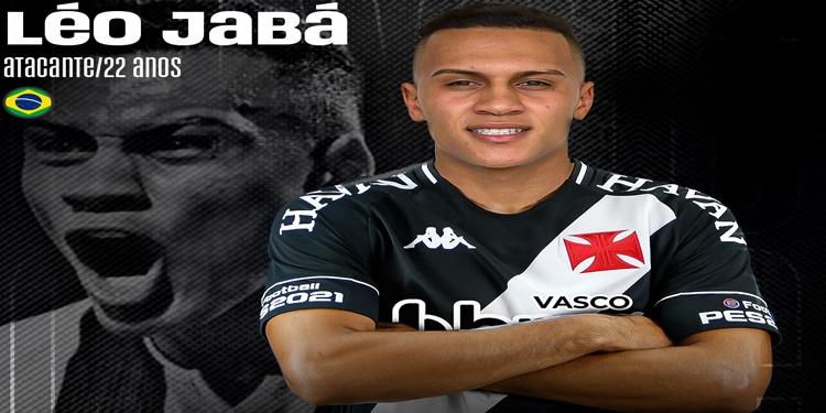 Léo Jabá é o novo reforço do Vasco para a temporada 2021
