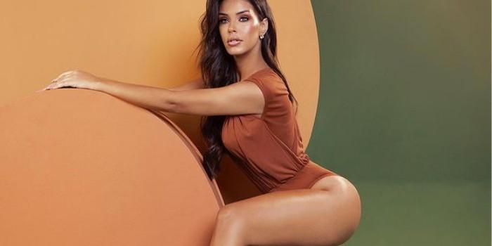 Quer surra de sexy appeal??? Então vem conferir Ivy Moraes num ensaio de tirar o fôlego