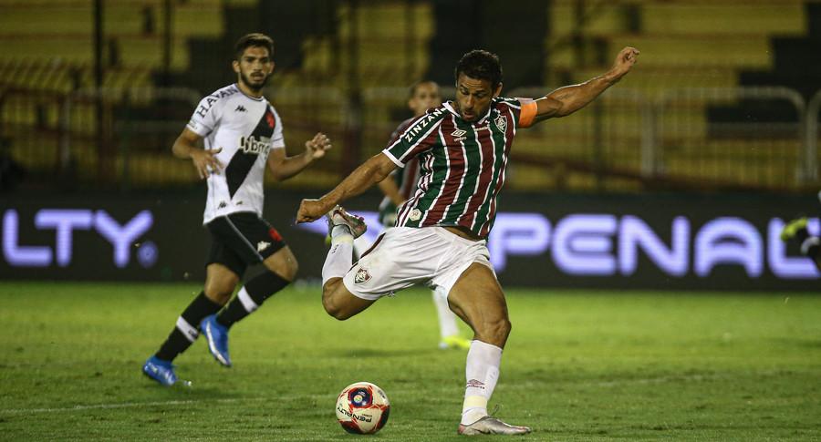 Fluminense empata com o Vasco em Volta Redonda