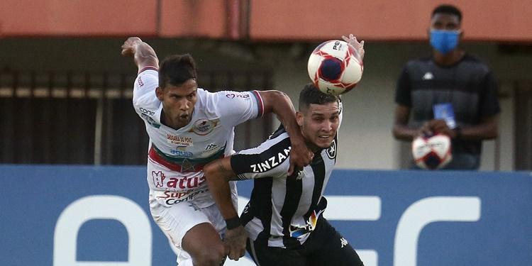Botafogo  empata com Portuguesa no  Campeonato Carioca