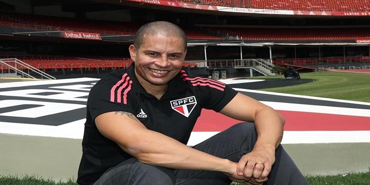 Alex é o novo técnico da equipe Sub-20 do São Paulo