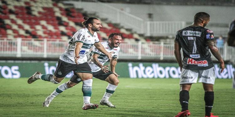 Coritiba vence o Operário e avança na Copa do Brasil