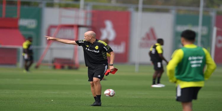 Ramírez dá sequência à preparação na equipe do Internacional