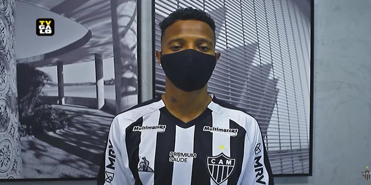 Tchê Tchê é o novo reforço do Atlético MG