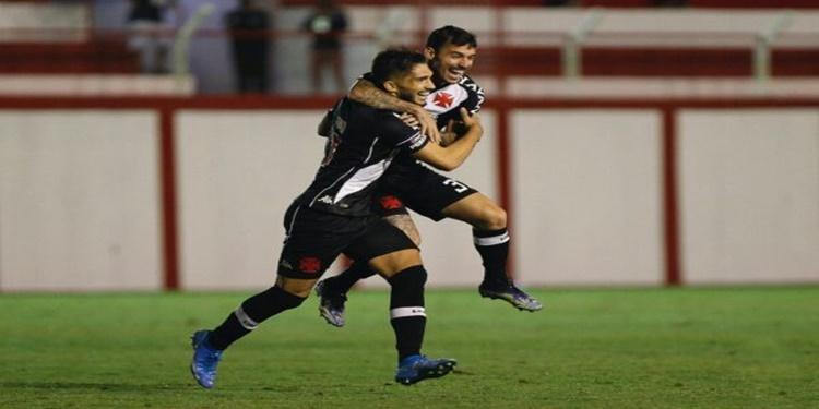 Vasco vence o Tombense pela 2ª fase da Copa do Brasil