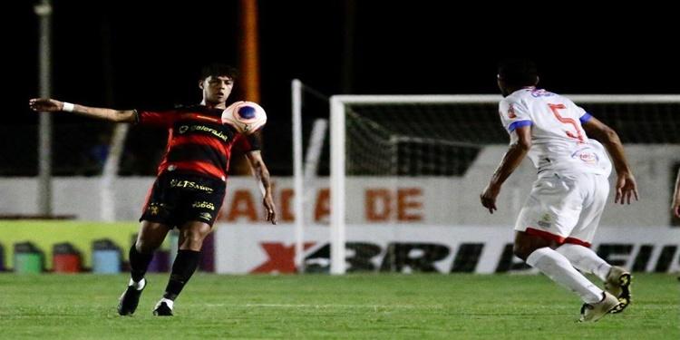 Sport empata sem gols com o Afogados pelo Campeonato Pernambucano