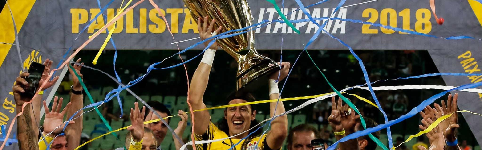 Há três anos, Corinthians conquistava seu 29º Campeonato Paulista
