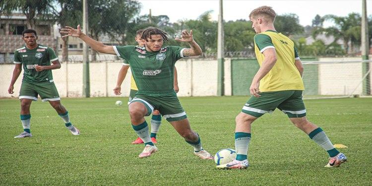 Equipe Sub-20 segue se preparando para os próximos confrontos da Copa do Brasil da categoria
