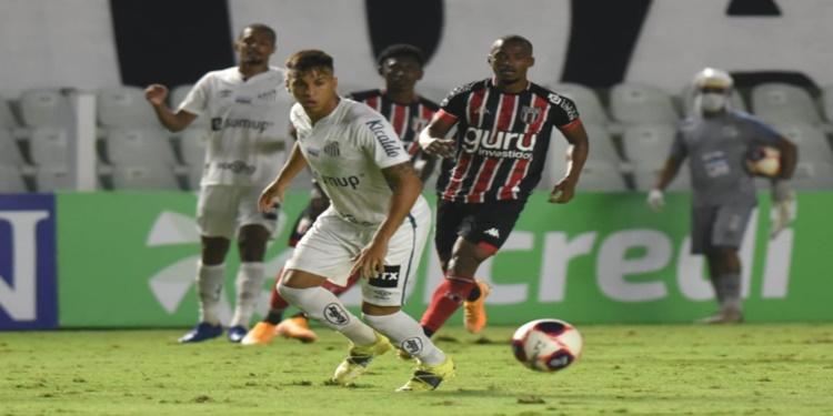 No retorno do Campeonato Paulista, Santos empata com o Botafogo - SP