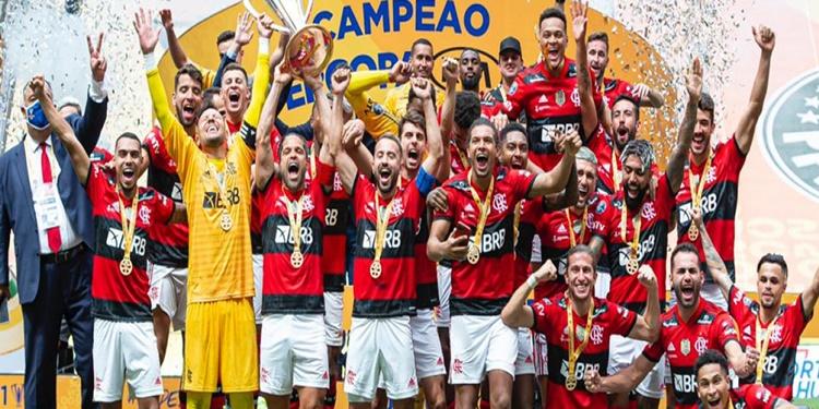 Em jogo eletrizante Flamengo vence no pênaltis e é Bicampeão da Supercopa