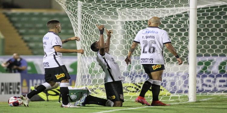 Corinthians derrota o Guarani fora de casa pelo Paulistão