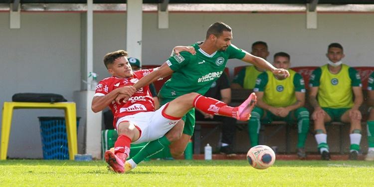 Goiás é superado pelo Vila Nova pelo Campeonato Goiano
