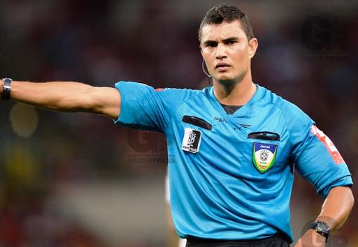 Marielson Alves Silva apita decisão entre Ceará x Sampaio Corrêa