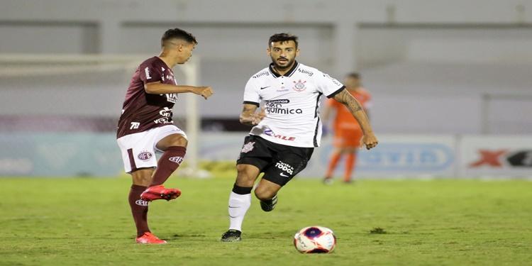 Corinthians é superado pela Ferroviária no Paulistão 2021