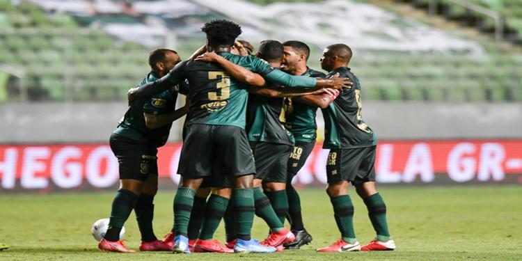 América vence o Ferroviário nos pênaltis e garante classificação na Copa do Brasil