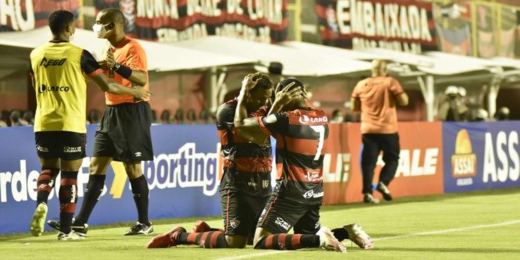 Vitória se classifica para às semifinais da Copa do Nordeste