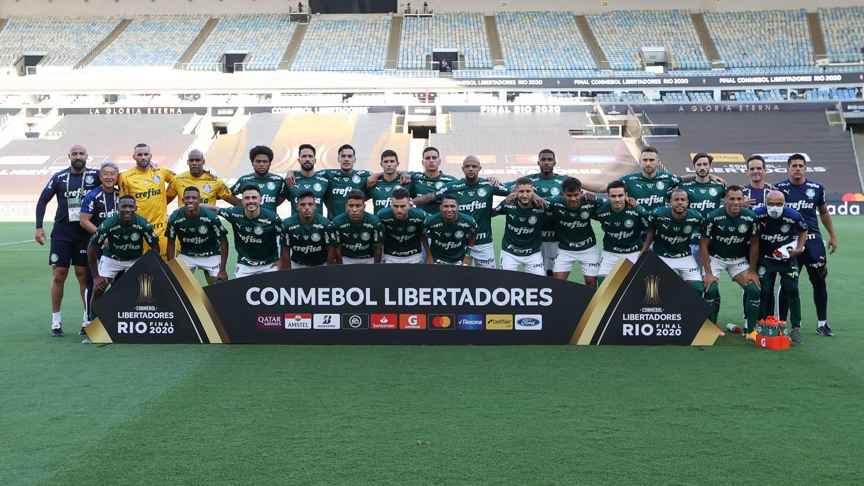 Palmeiras inscreve 50 jogadores para disputa da CONMEBOL Libertadores 2021