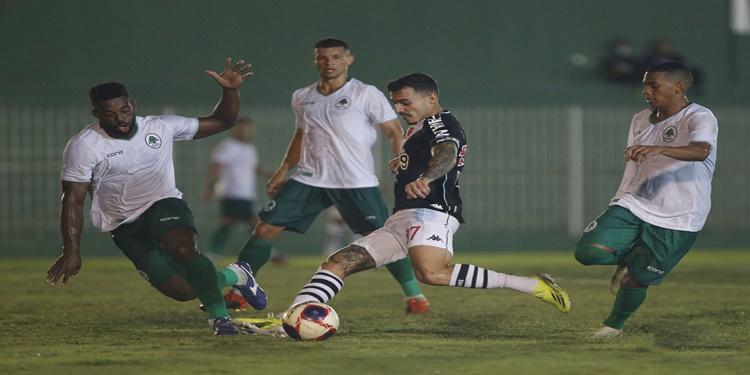 Vasco não supera o Boavista e é eliminado do Campeonato Carioca