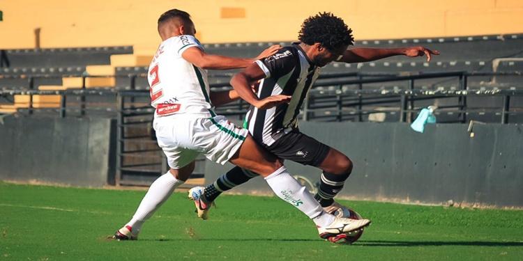 O Figueirense foi superado pelo Próspera no Campeonato Catarinense