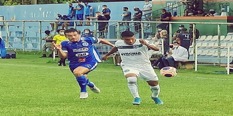 Goiás e Goianésia empatam pelo Campeonato Goiano