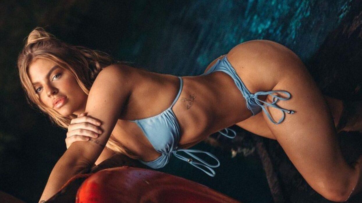 Luísa Sonza é filmada de corpo inteiro e enlouquece internautas: