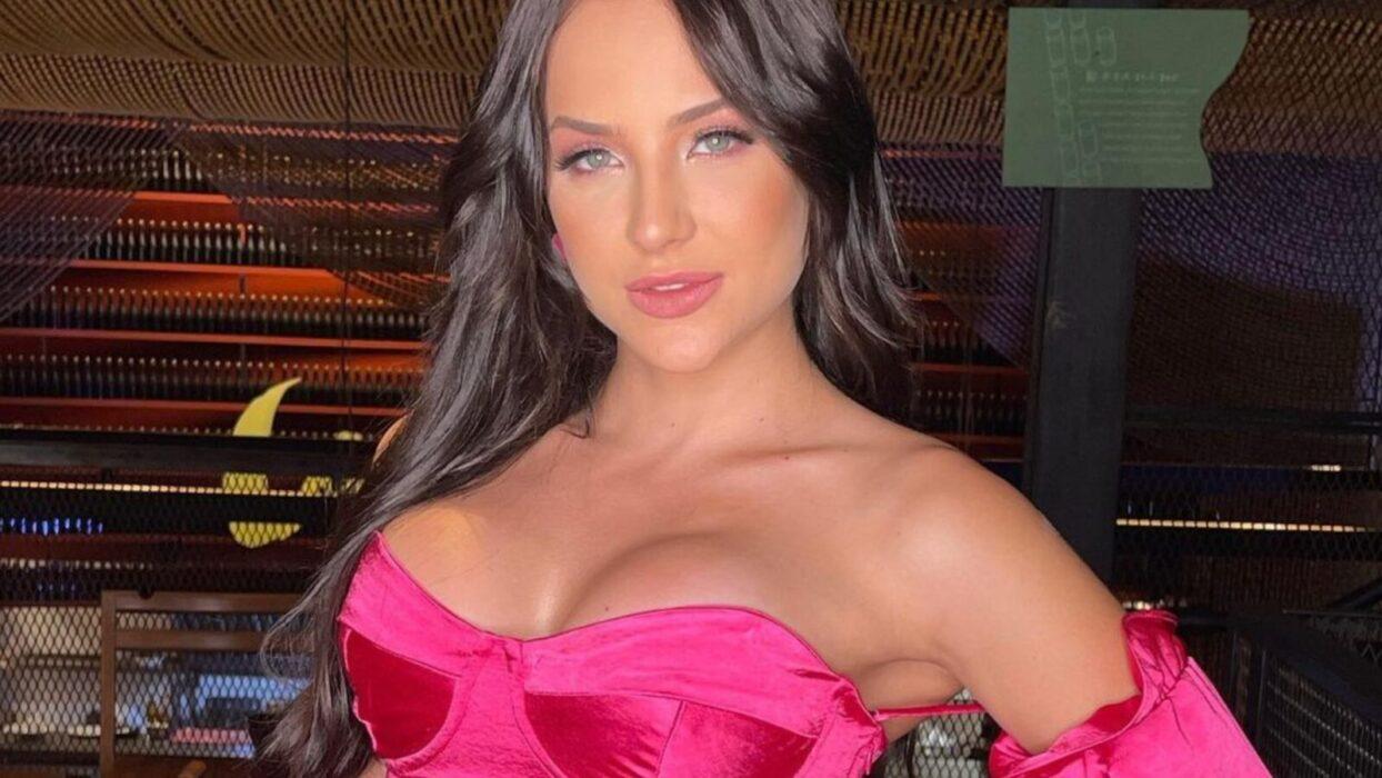 Gabi Martins surge de lingerie em ensaio ousado e estremece o Instagram