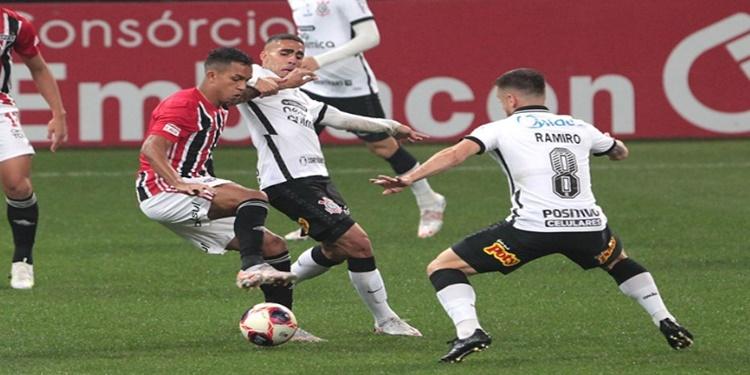São Paulo e Corinthians empatam no Campeonato Paulista