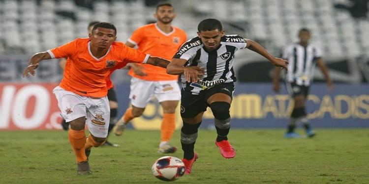 Botafogo empata sem gols com o Nova Iguaçu pelo Campeonato Carioca