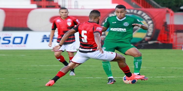 Goiás empata com Atlético GO e se despede de participação no Estadual