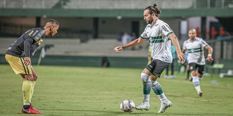 Coritiba não supera o FC Cascavel em partida válida pela oitava rodada do Estadual