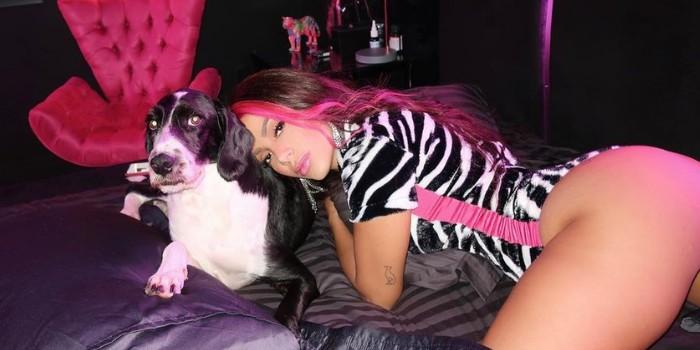 Anitta divulga trechos quentes de seu novo clipe e faz revelações arrebatadoras