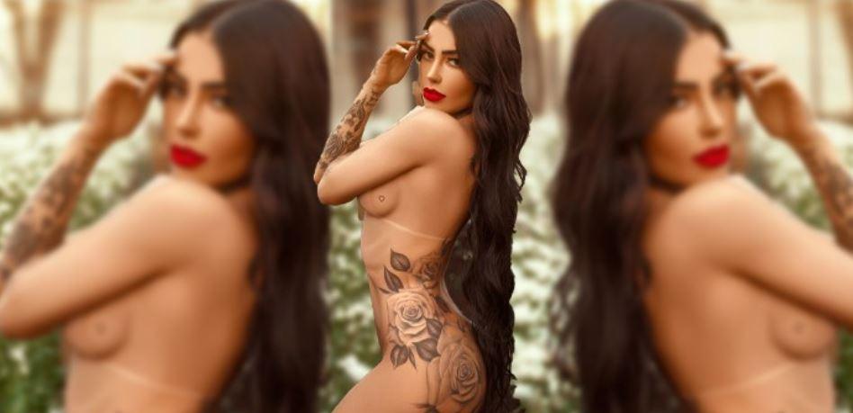 Mirella surge de fantasia em lançamento de hit e seduz internautas