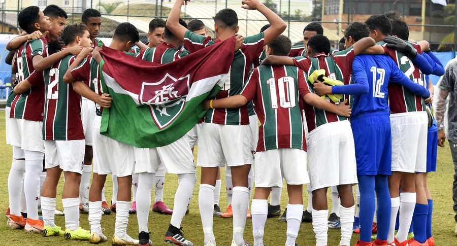 Fluminense estreia neste sábado no Brasileirão Sub-17