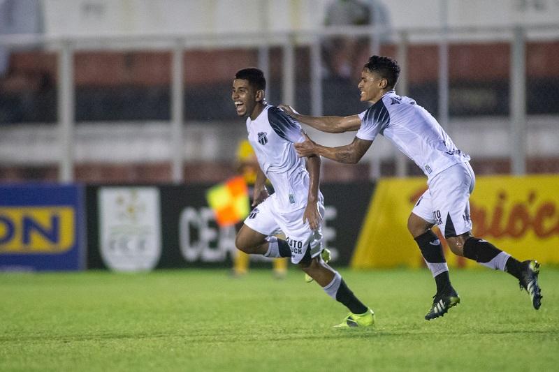 Pelo Campeonato Cearense, David marca e Ceará vence o Icasa