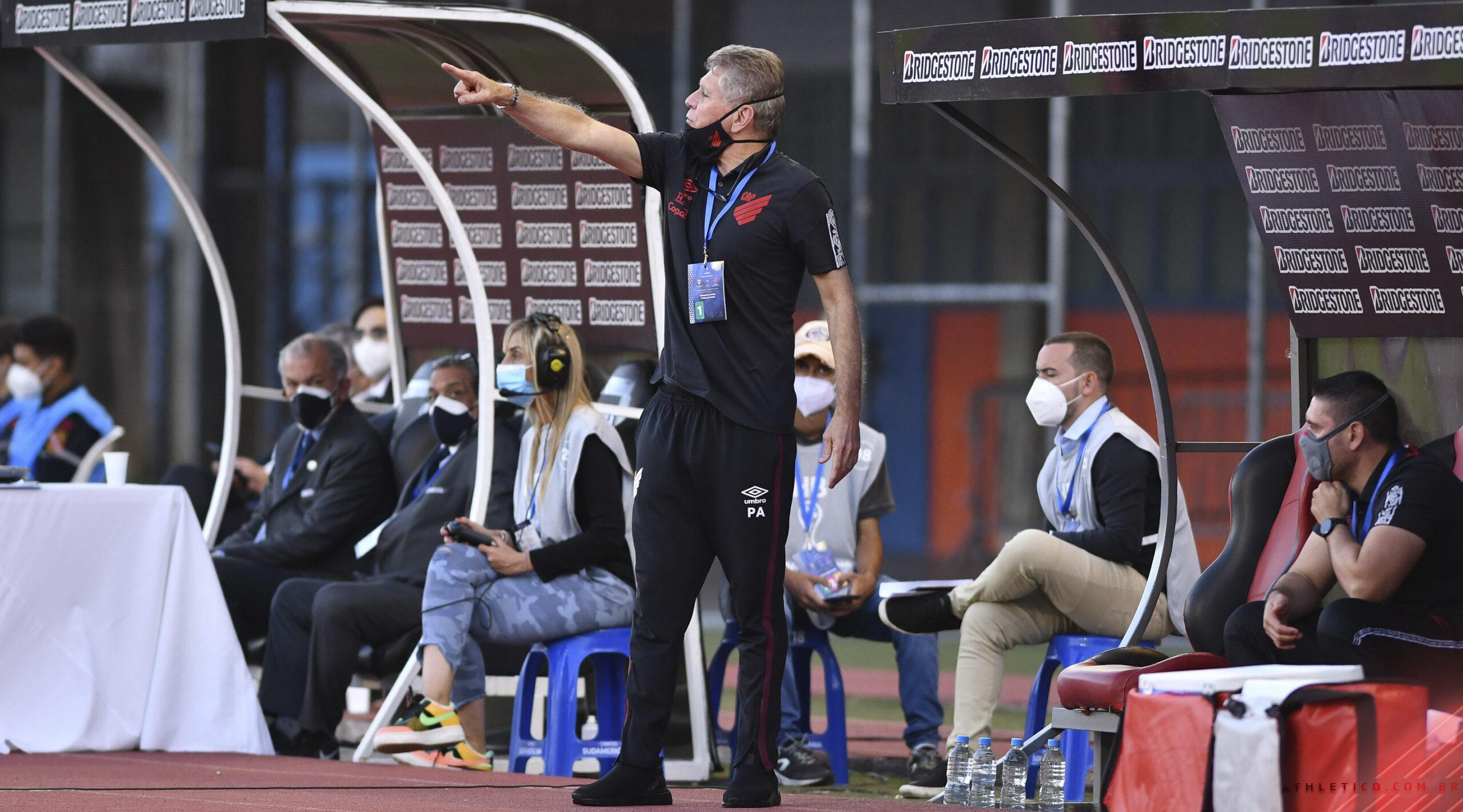 """""""O mais importante é que obtivemos o resultado"""", diz Paulo Autuori"""