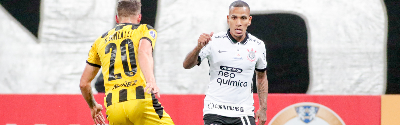 Corinthians encara o Peñarol (URU) fora de casa pela Sul-Americana