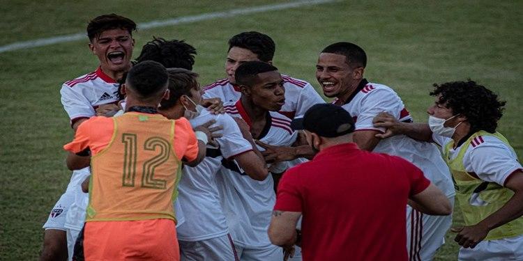 São Paulo   CBF divulga tabela até a sétima rodada do Brasileiro Sub-17