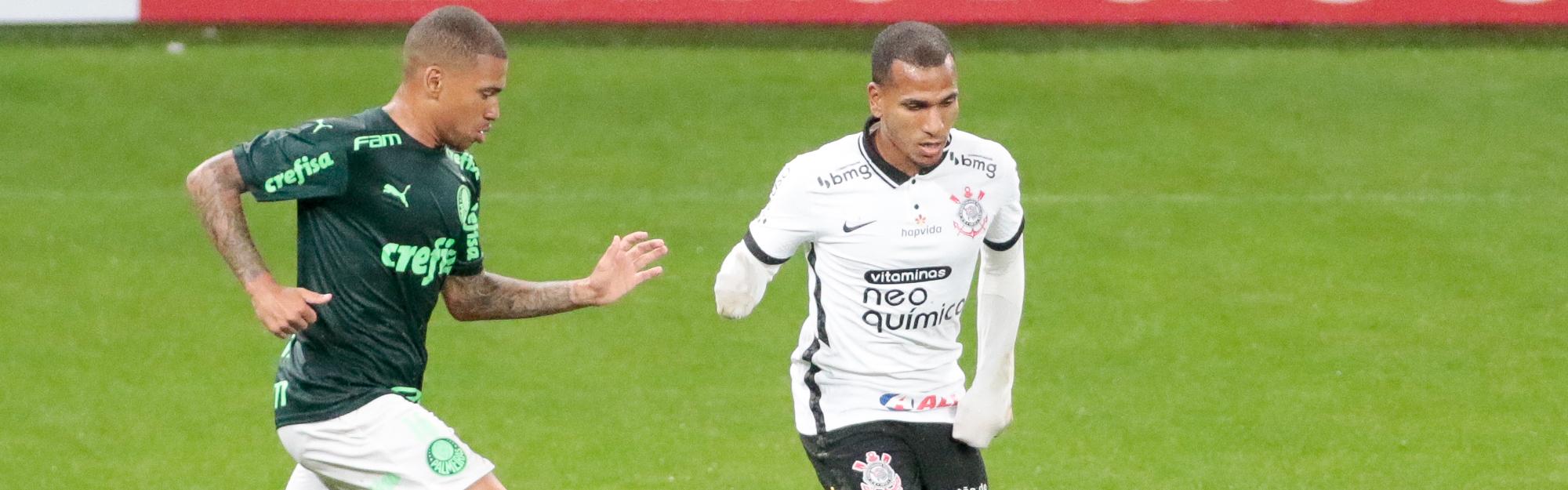 Corinthians recebe Palmeiras na Neo Química Arena pela semifinal do Paulistão