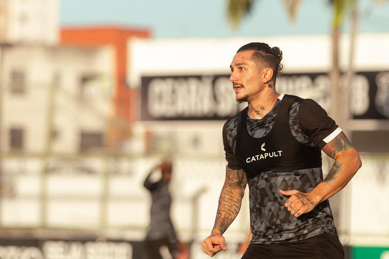 Com dois jogos na semana, Ceará se reapresenta neste domingo, 16/05